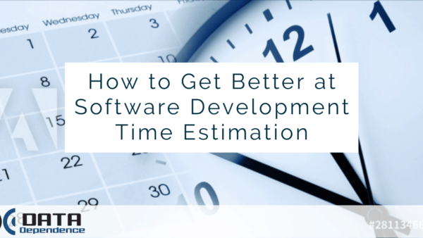 how to get better at software development time estimation